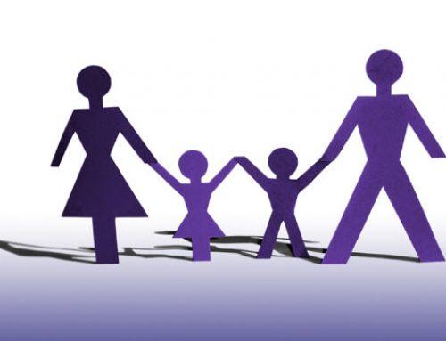 Viss egendom ska tillfalla barnen vid första makens bortgång